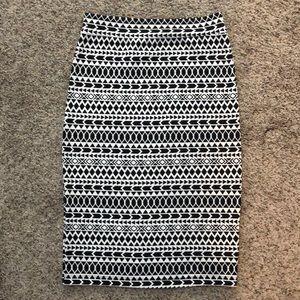 reneec. Bodycon Pencil Skirt
